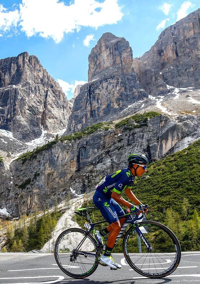 Naiiro Quintana Stage 18 Giro d'Italia 2017 @bettiniphoto