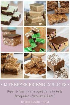 15 Freezer Friendly Slices image