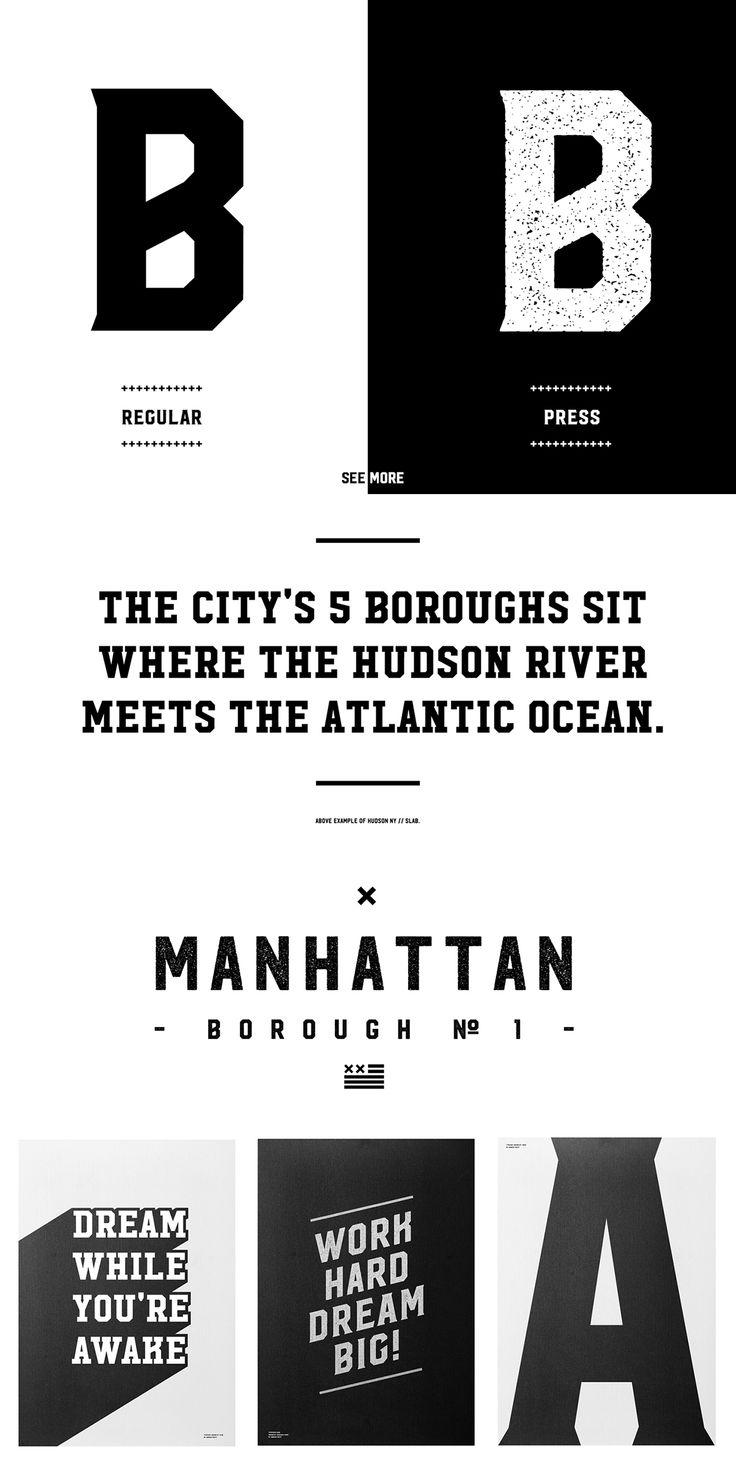 HUDSON NY by AndrewFootit on Creative Market