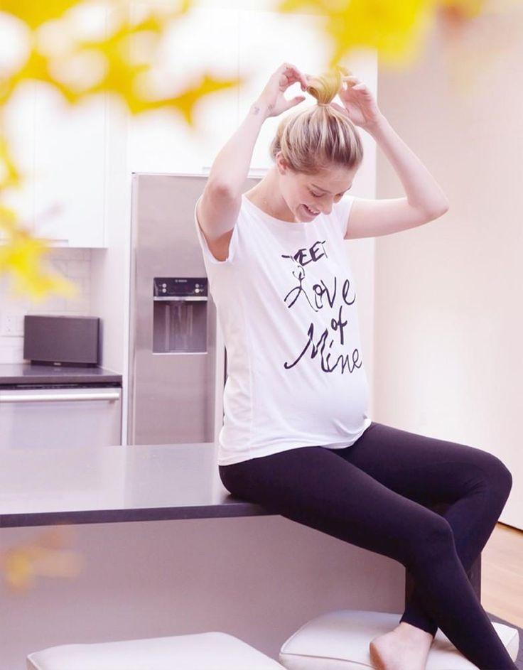 Sweet Love Maternity Pajamas | Seraphine | Maternity nightwear | Maternity lounge wear