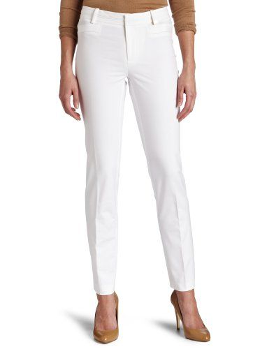 Calvin Klein Women's Slant Pocket Pant