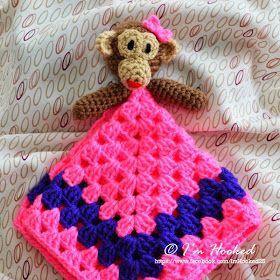 Free Pattern Crochet Lovey : crochet lovey, 8 free patterns Free crochet patterns ...