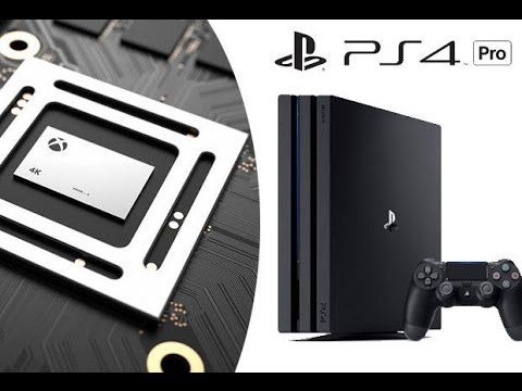 Can Sony & MS Force Devs to Support PS4 PRO & Project Scorpio Enhanced V...