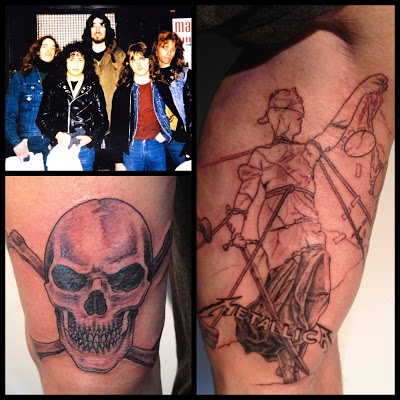 17 best images about sweet tats bro on pinterest for Metallica sleeve tattoo