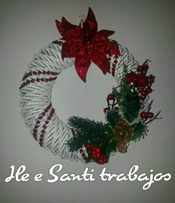 Ghirlanda natalizia by Santino Cossu e Ilenia Pintus