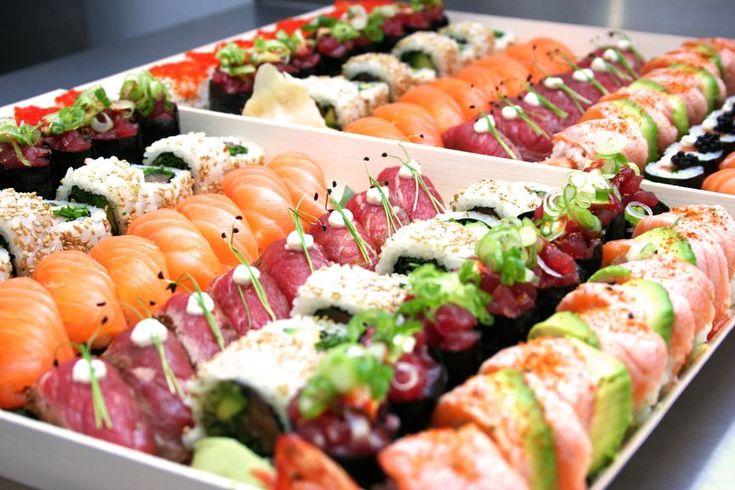 Where to buy sushi grade fish
