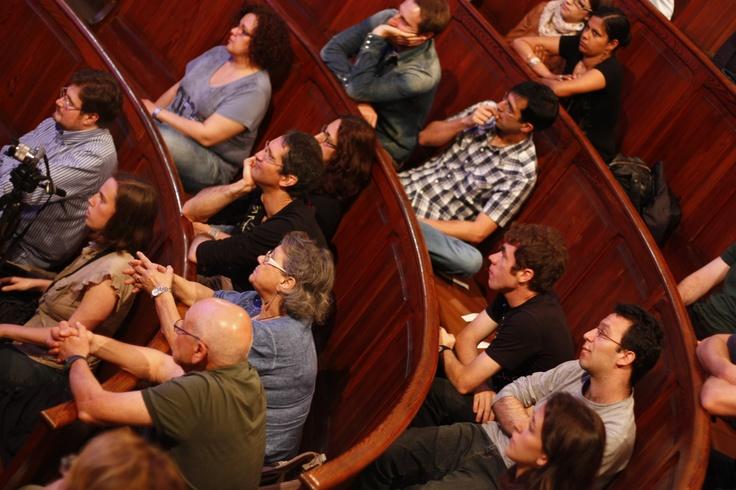 Pubblico. Photo by Carlo Bessone