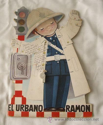 FERRANDIZ CUENTO TROQUELADO EL URBANO RAMON