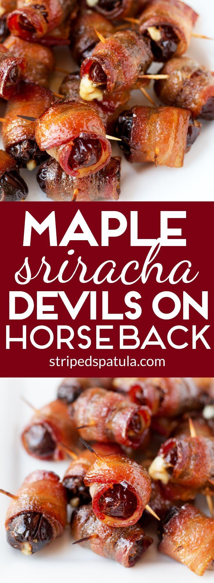 maple sriracha devils on horseback group work devils on horseback blue ...