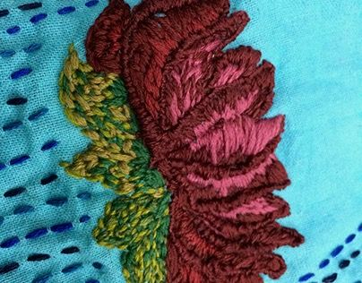 """Check out new work on my @Behance portfolio: """"Hand at EMBROIDERY (WIP)"""" http://be.net/gallery/51404791/Hand-at-EMBROIDERY-(WIP)"""