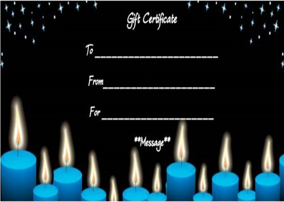 27 Best Spa Gift Certificate Templates Images On Pinterest Gift