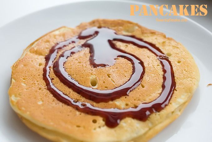 Proste i smaczne pancakesy!;)