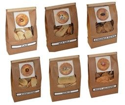 Home Made New York Style Gourmet Bagel Chips  The bagels are produced by our Award Winning Kosher Bagel Company. Bagels are sliced and flavored and then baked fresh each day at our bakeries in St. Petersburg, Florida.  Each bag is a generous 8 Oz and the pack of 8 is $39.42 with #FreeShipping  #BagelChips #FreshlyMade #AllFlavors #CinnamonRaisin  #Everything #Garlic #SeaSalt #Plain #SpicyJalapeno #Moreish #CantStopEatingThem @CheapBaker1
