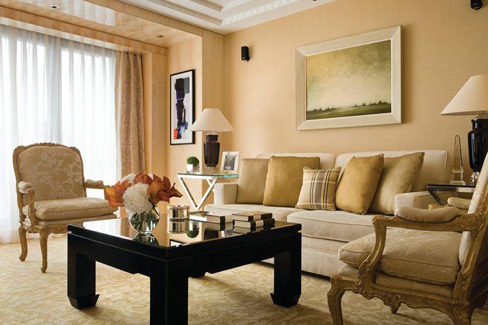 Отель Four Seasons в Лондоне (фото 8)