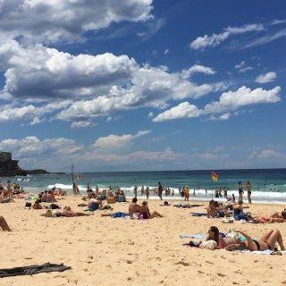 Manly Beach. Australia.