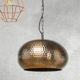 Found it at Wayfair.co.uk - Bluestone 1 Light Bowl Pendant Light