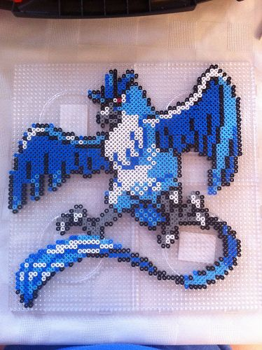 sandylandya@outlook.es  Articuno Hama Beads