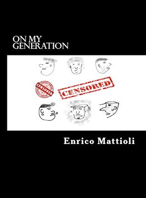 Interview with author Enrico Mattioli - Me and My Crazy Mind