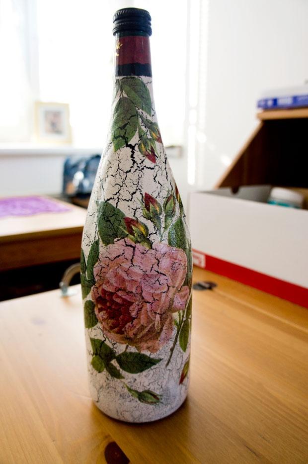 Butelka na Dzień Matki