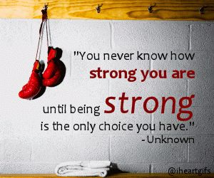 Strength Quotes | Strength Quotes | Graphics by Coco