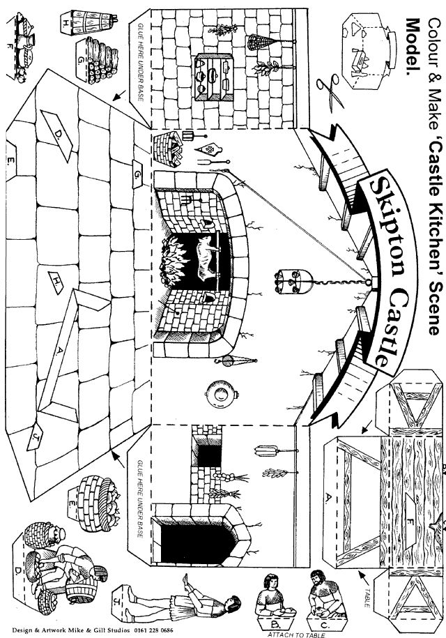 21 best SCA Youth Coloring Pages images on Pinterest