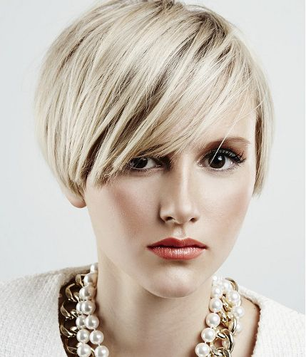 Admirable 1000 Ideas About Short Layered Bob Haircuts On Pinterest Short Hairstyles For Black Women Fulllsitofus