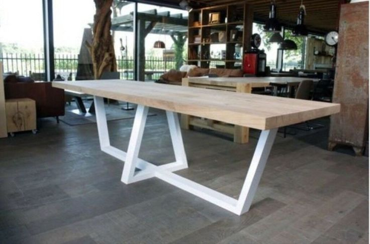 37 Awesome Modern Wooden Dining Table Design Ideas Tafel