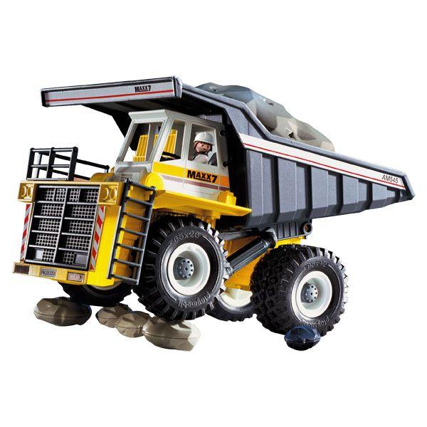 4037 la vie de chantier le tombereau g ant playmobil mix pinterest - La redoute playmobil ...