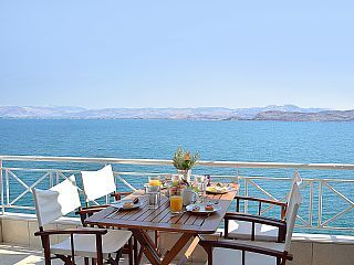 Waterfront Apartments with Amazing Sea View, in Kiveri Village, near Nafplio!!!    - Studio Apartments.Vacation Rental in Argolida from @homeaway! #vacation #rental #travel #homeaway