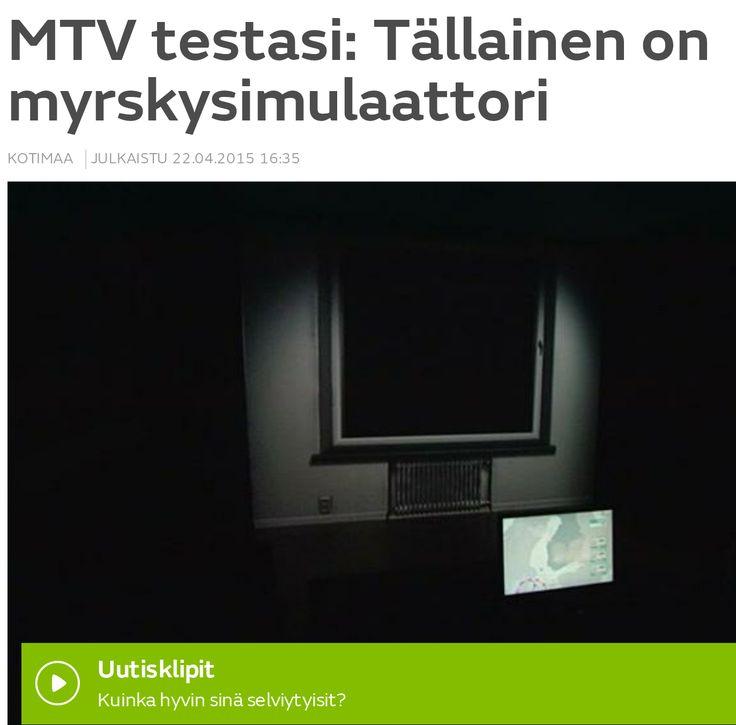 HSY:n Ilmastoinfo järjesti 22.4.2015 tapahtuman, jossa opetettiin varautumaan sään ääri-ilmiöihin. Communiké vastasi tapahtuman medianäkyvyydestä. MTV:n juttu 22.4.