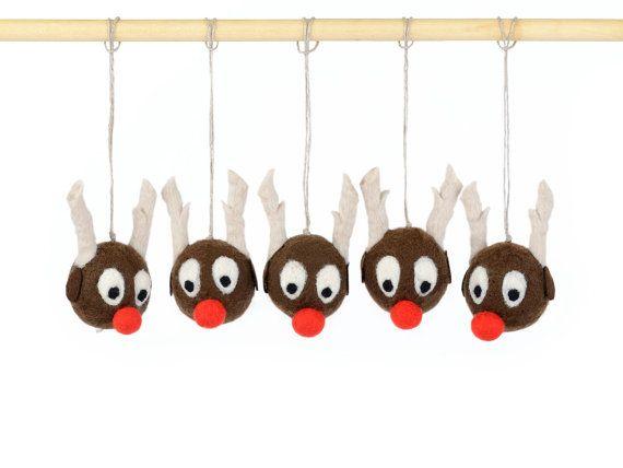 Рождественские украшения  набор ёлочных украшений  от BlanCraft