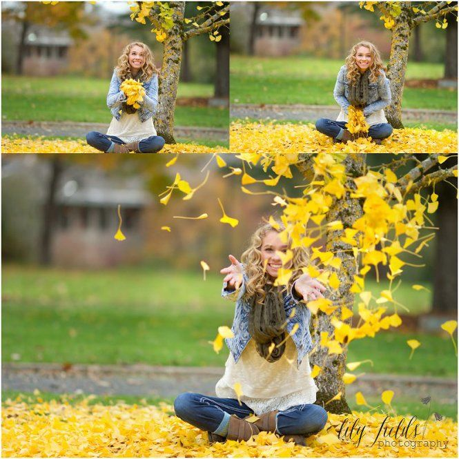 Lily Fields Photography, Eugene, OR Senior Session