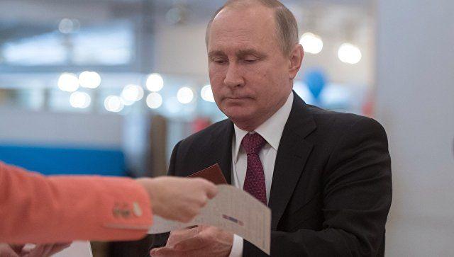 Το Κουτσαβάκι: CEC: Ο Πούτιν παίρνει  το 73,73% των ψήφων μετά τη...