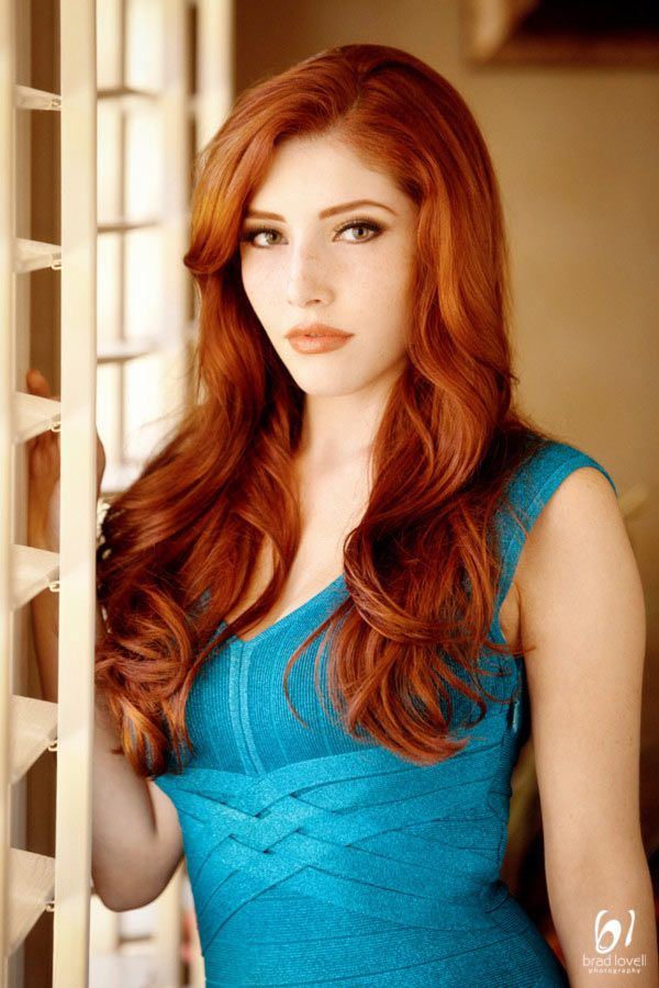 Color Ideas For Natural Redheads : 154 best hair color ideas red images on pinterest