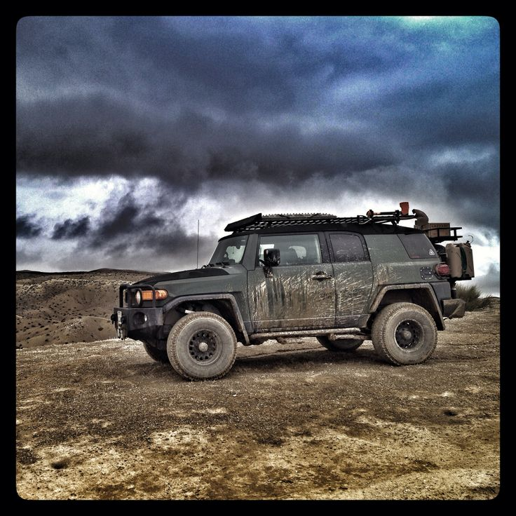 Toyota FJ Cruiser  Simply Awesome  Pinterest  Toyota Trips and