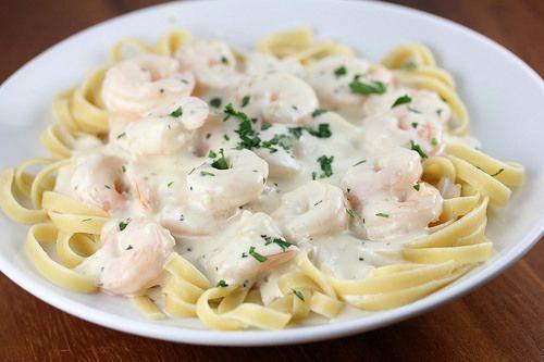 Olive Garden Shrimp Alfredo Recipe | BlogChef.net