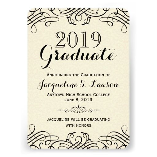 82 best Graduation Announcements and Party Ideas images on Pinterest
