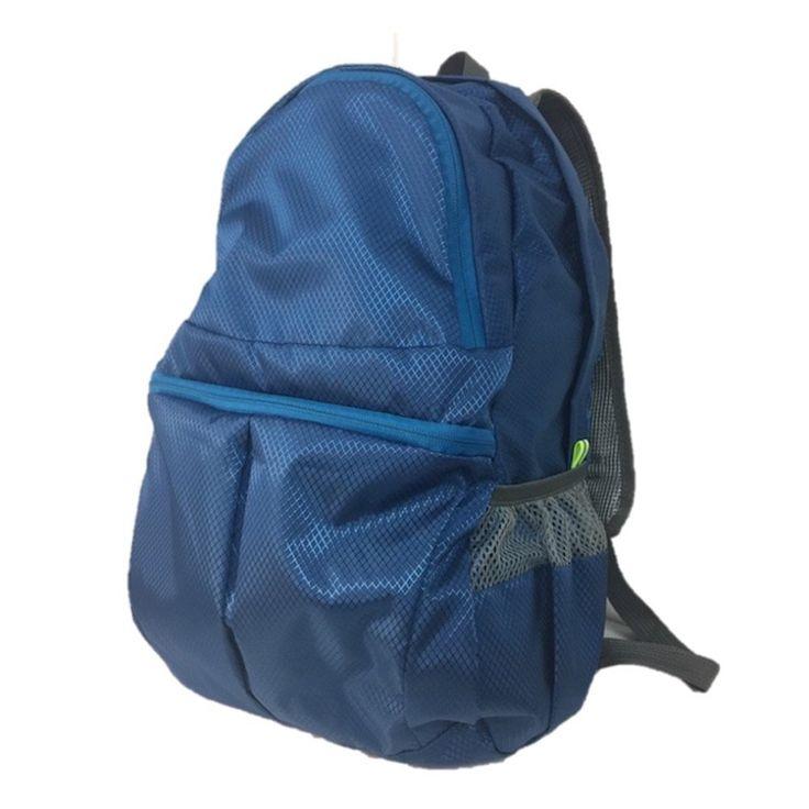 Amazon | HARYU 折りたたみリュック 軽量 リュックサック 丈夫なナイロン 防水 20ℓ (ブラック) | スーツケース・トラベルバッグ | シューズ&バッグ 通販