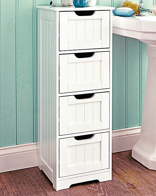 Slimline Chest of Drawers | House of Bath