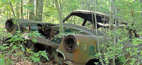 achtergelaten-auto