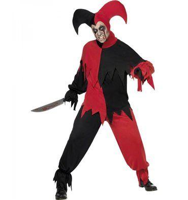 #Costume #Giullare della #morte #halloween