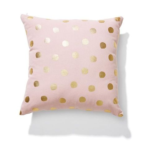Foil Spot Cushions