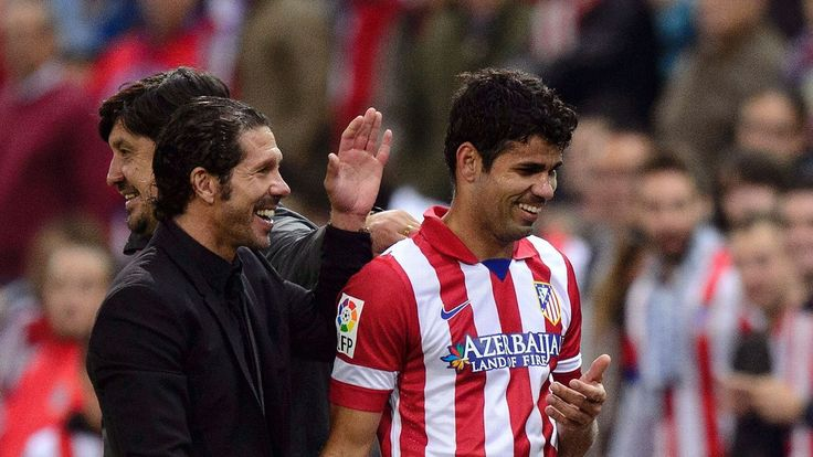 Diego Costa return is a good thing for Diego Simeone and everyone associated with Atletico Madrid