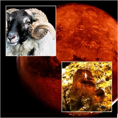 En astrología, Aries (♈) es el primer signo del zodíaco, el primero de naturaleza,Simboliza el renacimiento y su símbolo representa los cuernos de un carnero, Está regido por Marte.piedra correspondiente Topacio.Suele representarse como el carnero con el que viajaron Frixo y Hele, cuando salieron de su país natal para llegar a la Cólquide.22 de marzo - 20 de abril