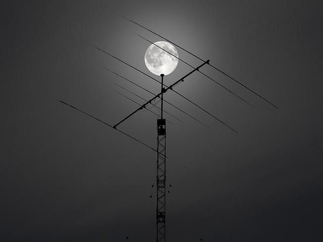 Amateur Radio antenna - do you see any in your neighborhood?