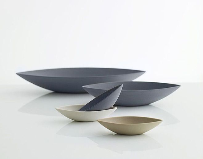 Nordic Simplicity – Vessels by Danish Ceramic Studio & Designer Ditte Fischer | OEN