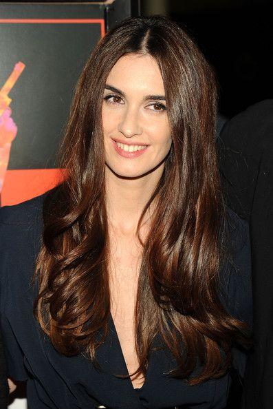 Paz Vega Hair, love that color
