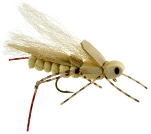 grasshopper fly | Fly of the Month Club-Sweetgrass Hopper