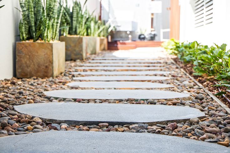 Strong, dense, durable and stain resistant:  #steppingstones, #steppers, #gardenstones  http://www.armstone.com.au/products/stepping-stones/avatar-bluestone/