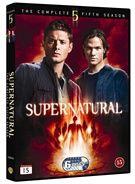 Supernatural - Kausi 5 (6 disc) - DVD - Elokuvat - CDON.COM